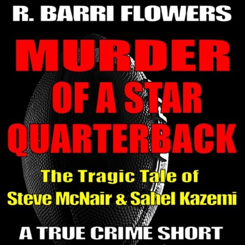 Murder of a Star Quarterback audiobook cover art