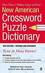 powerful New American Crossword Dictionary: 3rd Edition – Revised and Expanded