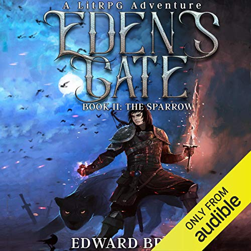 Eden's Gate: The Sparrow cover art