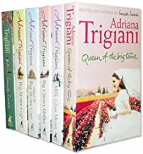 Adriana Trigiani 6 Books Collection Set Pack RRP£41.94 (Big Stone Gap, Big Cherry Holler, Milk Glass Moon, Home to Big Sto...