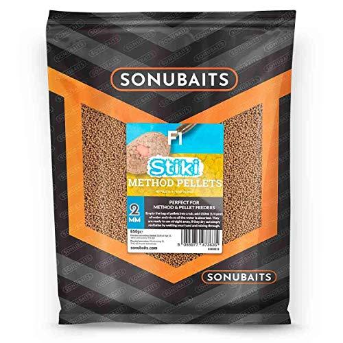 Sonubaits F1 Stiki Method Pellets 4mm