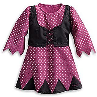 American Girl My AG Witch Costume + Charm