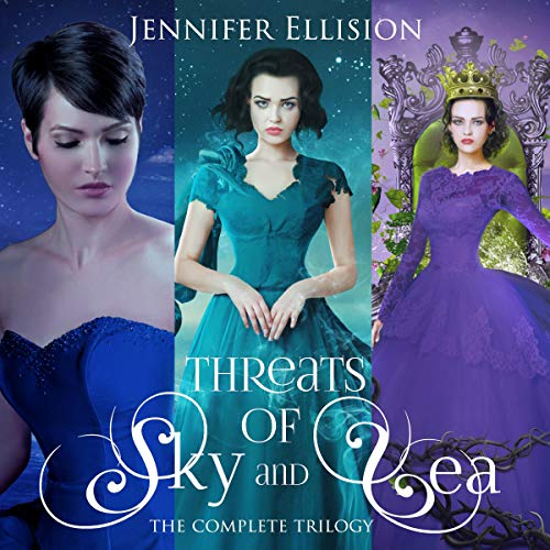 Threats of Sea and Sky: The Complete Trilogy audiobook cover art
