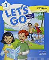 Let's Go: Level 3: Workbook with Online Practice
