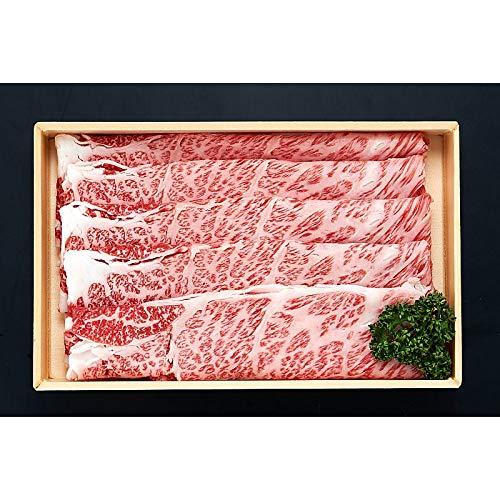 ( 産地直送 お取り寄せグルメ ) 北海道富良野 かみふらの和牛 肩ロースすき焼き 400g