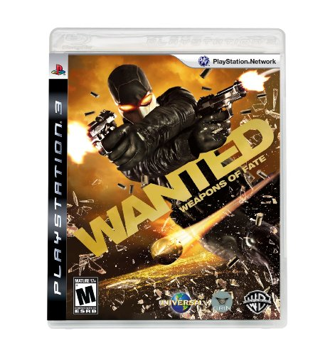 Wanted: Weapons of Fate [import américain]