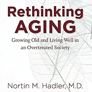 Rethinking Aging cover art