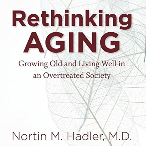 Rethinking Aging audiobook cover art