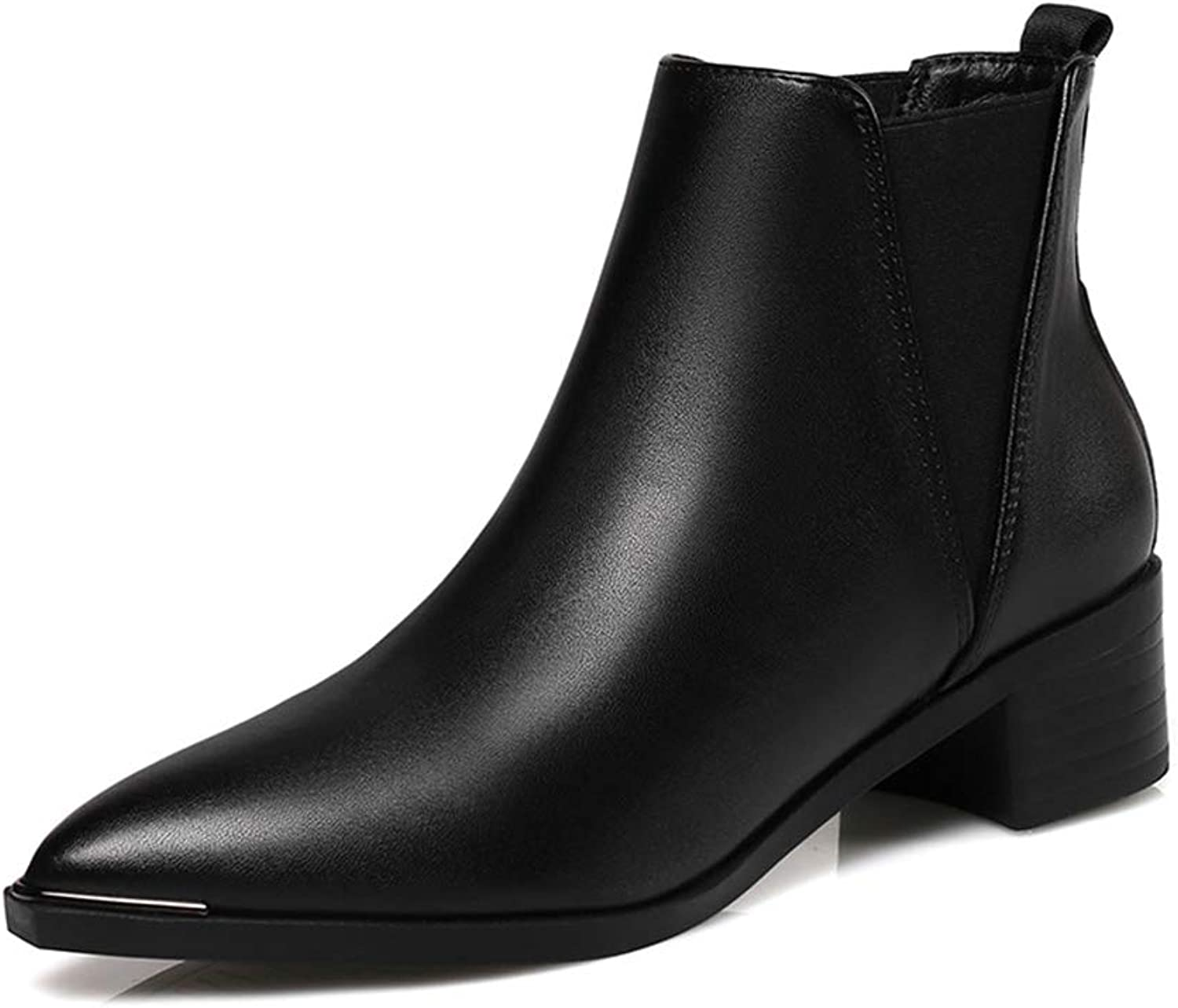 Topcloud Women's Ankle Boots Chelsea Boots Ankle Boots Leisure Boots