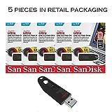 SanDisk Cruzer Ultra 16GB USB 3.0 Flash Drive SDCZ48-016G-U46 up to 100MB/s