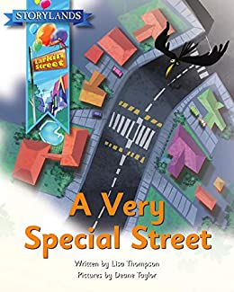 A Very Special Street: A Storylands, Larkin Street Book by [Lisa Thompson, Reading Eggs, Deane Taylor]