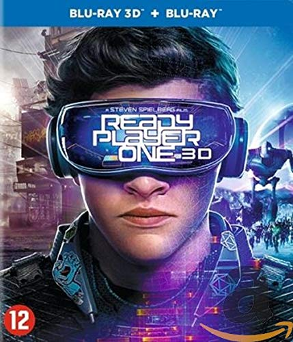 DVD - Ready player one (3D) (1 DVD)