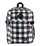 JanSport Main Campus Student Backpack - School, Travel, or Work Bookbag with 15-Inch Laptop Compartment, Buffalo Check Mix