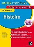 Histoire - Epreuve orale d'admission