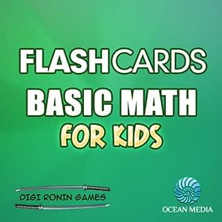 Flash Cards: Basic Math for Kids