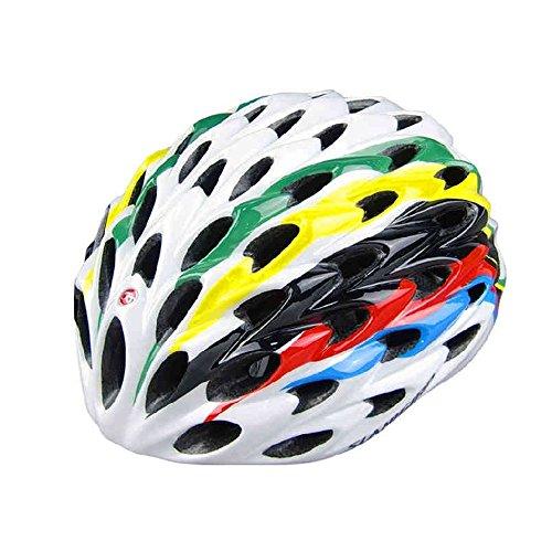260g peso ultra ligero - casco de la bicicleta, casco de policarbonato...