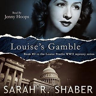 Louise's Gamble audiobook cover art