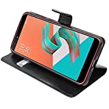 ebestStar - Coque ASUS Zenfone 5 Lite ZC600KL Etui PU Cuir Housse Portefeuille...