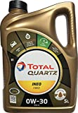 Total Quartz Ineo First 0w30 - Aceite de motor (5 L, 183106)