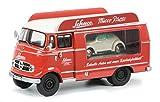 Schuco 450335400 Mercedes-Benz L319 Advertising Car 1:43