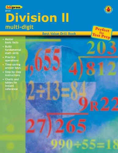 Division 2 Multi-digit Book