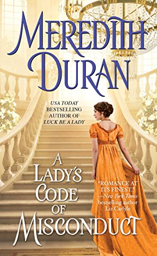 A Lady's Code of Misconduct (Rules for the Reckless Book 5) (English Edition)
