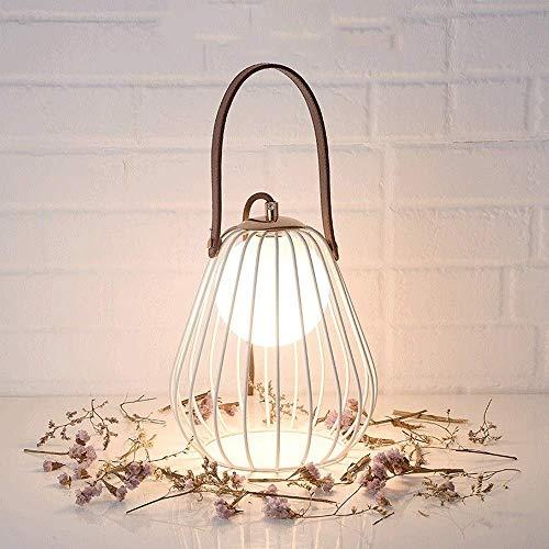 Lámpara de pared minimalista de estilo europeo Lámpara de noche para dormitorio Sala de estar Personalidad Luz de pared creativa con enchufe de cable Interruptor de cable Linterna de pared Bombil