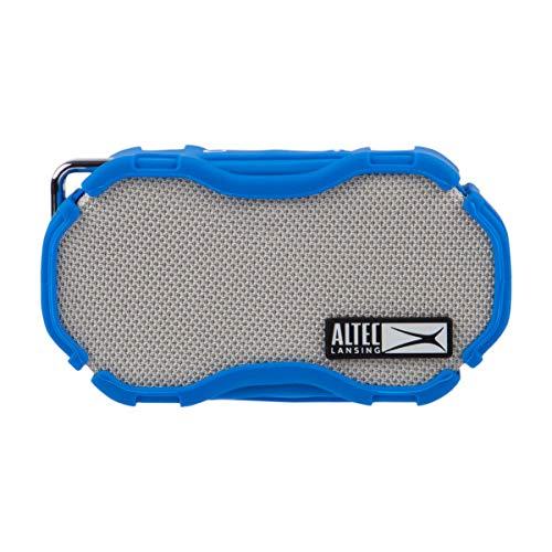 Altec Lansing Baby Boom- Wireless, Bluetooth, Waterproof Speaker, Floating, IP67, Portable Speaker, Strong Bass, Rich Stereo System, Microphone, Hyper Mesh, 30 ft Range, Lightweight, 6-Hour Battery