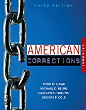 american corrections 3rd edition