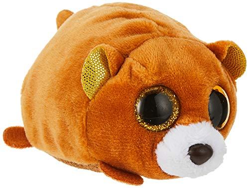 TY Glubschis - Windsor Braunbär, braun - Teeny Tys - 10 cm