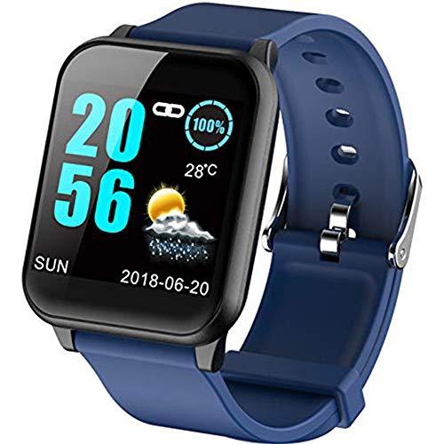 Fitness Armband Smartwatch Pulsmesser Blutdruckmesser Schrittz?hler Schlafmonitor Farbbildschirm Aktivit?tstracker