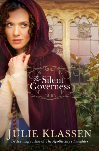 The Silent Governess by [Julie Klassen]