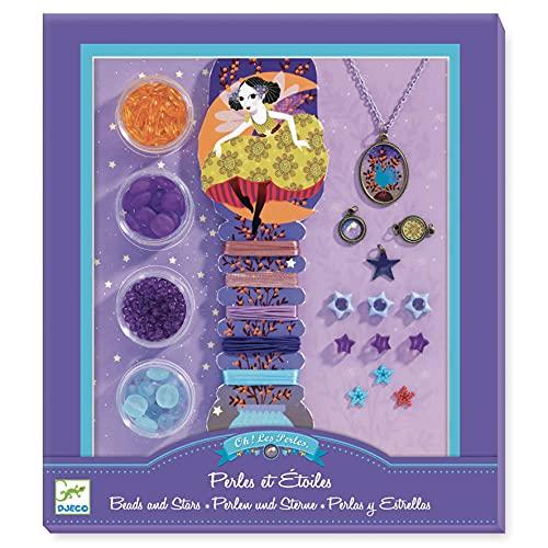 Djeco - Oh! Les perles - Perles et Etoiles