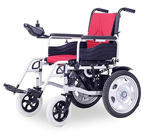 WXDP Autopropulsado s 2020 Silla Inteligente portátil Ligera y eléctrica Plegable Scooter de Movilidad Personal Adecuado para Personas Mayores con discapacidades