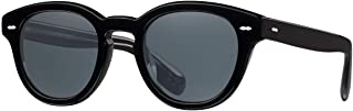 Oliver Peoples Cary Grant Sun Black One Size