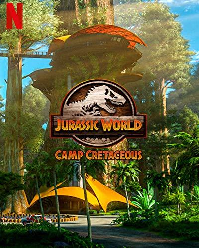 Jurassic World: Camp Cretaceous (Season 1): Ending Explained (English Edition)