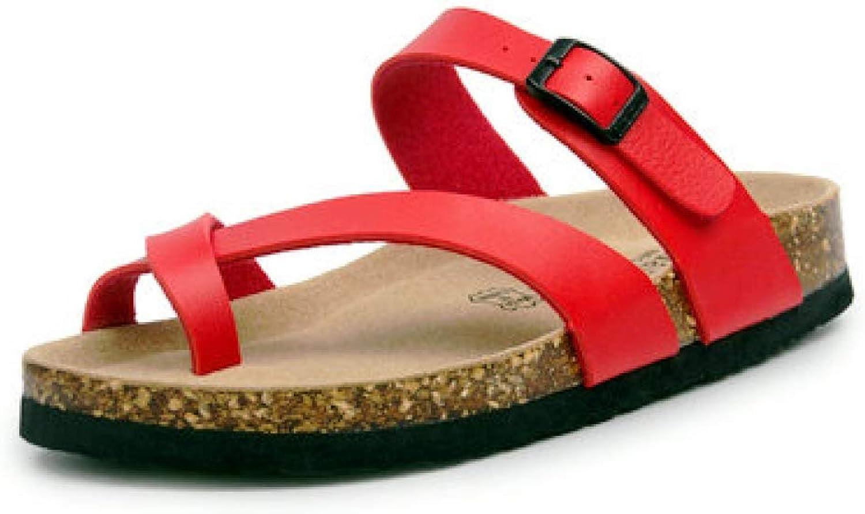 MEIZOKEN Women Fashion Summer Beach Open Toe Flipper Sandals and Flip Flops Woman Slippers Casual Slippers