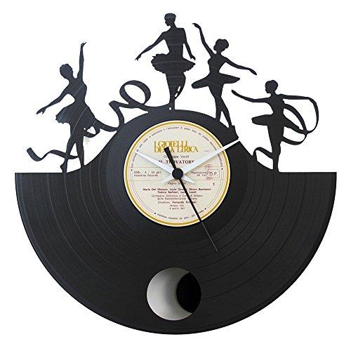 Reloj péndulo Bailarina, ballet, danza,...