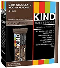 product image for Kind Gluten Free Dark Chocolate Mocha Almond Nutrition Bars 4 - 1.4 Oz Bars (Pack of 3)