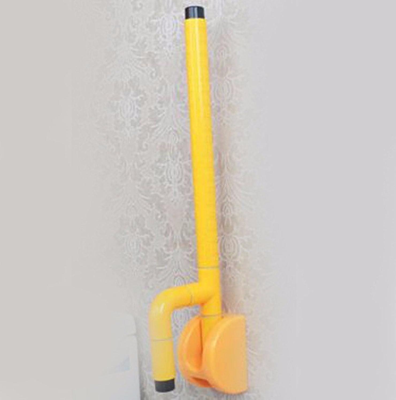 garantizado QPSSP Barrier Free Nylon Nylon Nylon Plegable De Los Ancianos Y Discapacitados WC Lavabo De Baño Barandilla De Seguridad,C  ¡No dudes! ¡Compra ahora!