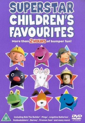 Children's Favourites - Supersta...