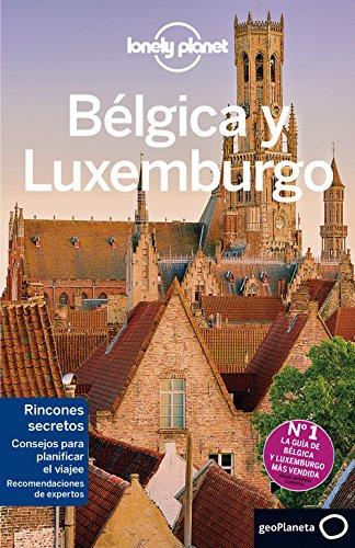 Bélgica y Luxemburgo 3 (Guías de País Lonely Planet)