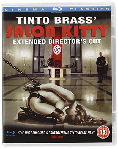 Salon Kitty Complete Extended Director's Cut (Blu-Ray) (Region Free)