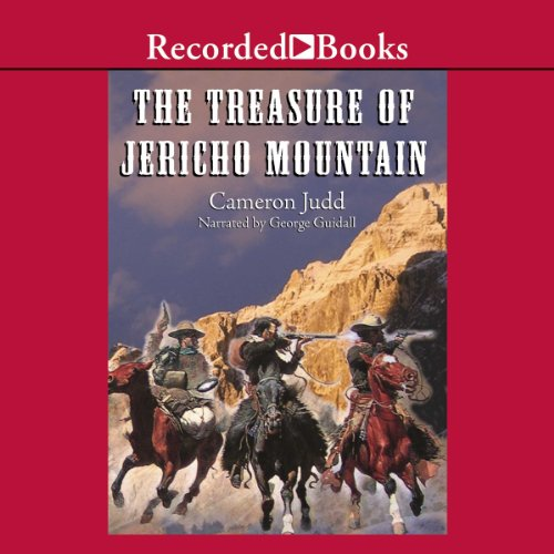 The Treasure of Jericho Mountain audiobook cover art