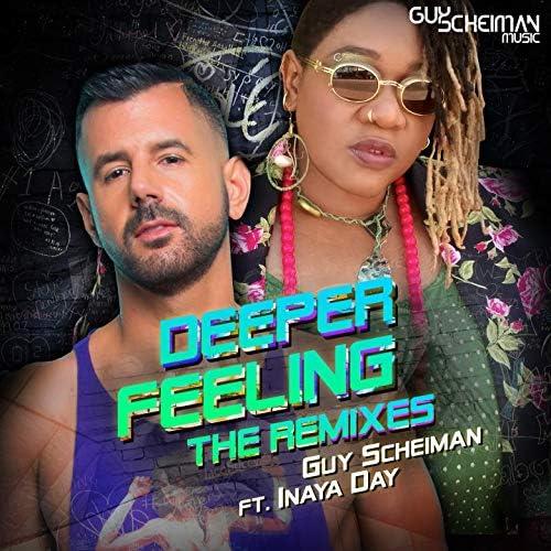 Guy Scheiman feat. Inaya Day & Inaya Day - Deeper Feeling