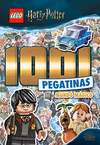 Harry Potter lego (1001 pegatinas)
