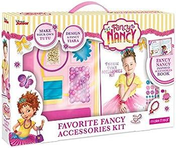 Fancy Nancy Favorite Fancy Accessories Kit by Make It Real