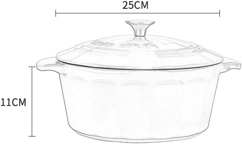 AMYZ Cocotte rectangulaire en Fonte Non revêtue 13cm * 9cm avec Couvercle et Coussin en Bois (Couleur:mélange) Mixing