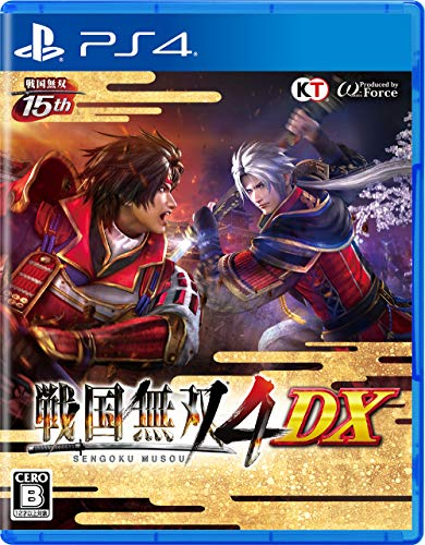 Koei Tecmo Games Sengoku Musou 4 DX SONY PS4 PLAYSTATION 4 JAPANESE VERSION [video game]