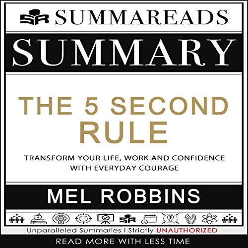 Summary of The 5 Second Rule  By  cover art